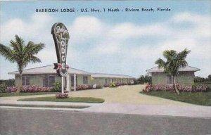 Florida Riveria Beach Barbizon Lodge