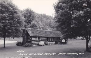 RP: Scenic view , Little Norway , BLUE MOUNDS , Wisconsin , 30-40s