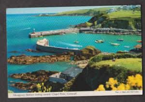Mevagissey Harbour & Chapel Point, Cornwall - Used 1970s