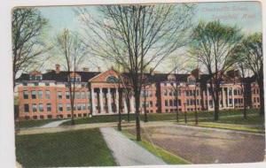 Chestnut Street School, Springfield Massachusetts 1910