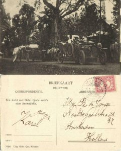 indonesia, CELEBES SULAWESI AIRMADIDI, On Tour with Que's Brothers Cars (1920)