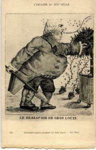 19th Century - The Desperation of Fat Louis: These damn Grenadiers will alwa...
