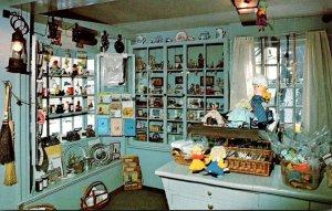 Massachusetts Salem The Cent Shop At House Of Seven Gables