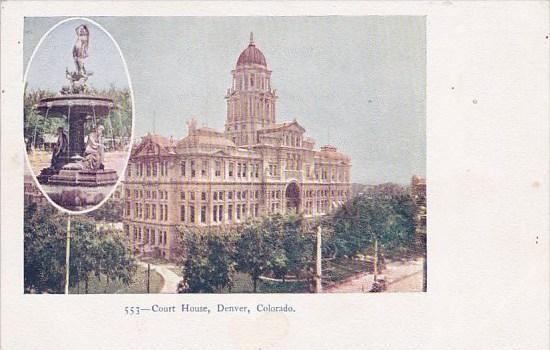 Court House Denver Colorado