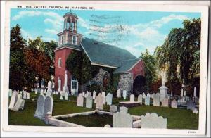 DE - Wilmington. Old Swedes Church