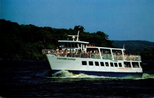 Connecticut Haddam One Marine Park M/V Eastern Clipper New England Steamboat ...