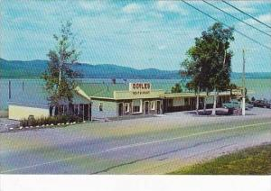 Canada New Brunswick Doyle's Motel &amp  Cabins