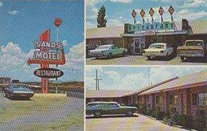 Texas Van Horn Sands Motel And Restaurant