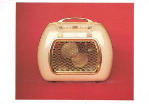 Postcard 1950's Designs, Fan Heater / Fan, Ismer 1955 I80