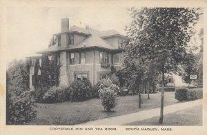 SOUTH HADLEY , Massachusetts, 1900-10s ; Croysdale Inn & Tea Room