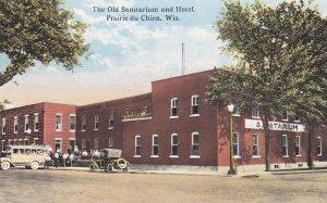 PRAIRIE DU CHIEN, Wisconsin, 00-10s ; The Old Sanitarium and Hotel