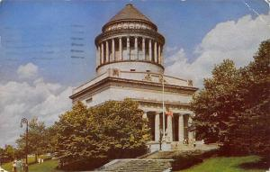 USA Grant's Tomb New York City 1955