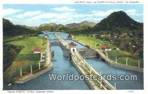 Pedro Miguel Locks Panama Canal Panama Unused