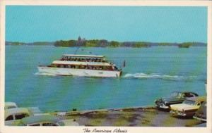 American Boat Line Tour Boat American Adonis 1000 Islands New York