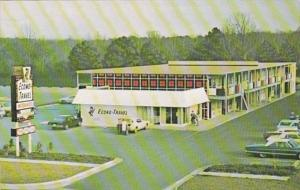 North Carolina Asheboro Econo-Travel Motor Hotel
