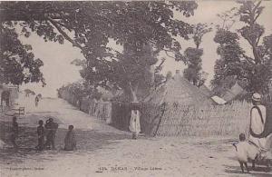 Senegal, 00-10s : DAKAR .- Village Lebou