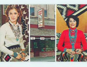 Pre-1980 FASHION - HANDMADE JEWELRY & GIFTS Pendleton by La Grande OR hp0463