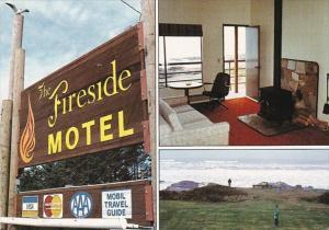 Oregon Yachats The Fireside Motel