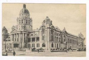 Exterior, Town Hall, Durban, South Africa, 1900-1910s