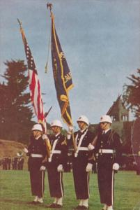 California San Rafael Color Guard San Rafael Military Academy