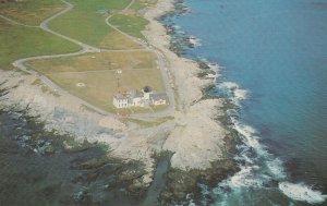 JAMESTOWN , Rhode Island, 50-60s ; LIGHTHOUSE