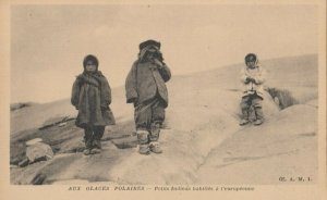 Eskimo & Indian Missions , Canada , 1910s ; View #13