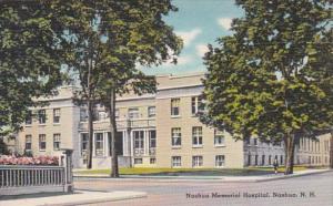 New Hampshire Nashua Memorial Hospital