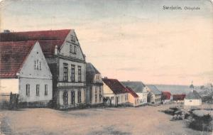 Czech R. Svojetin Swojetin Ortsplatz 1924