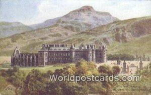 Palace of Holyroodhouse Edinburgh Scotland, Escocia Unused