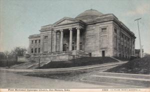 DES MOINES, Iowa; First Methodist Episcopal Church, PU-1909