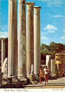 Cyprus Marble Forum Salamis