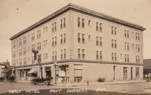 RP: SWIFT CURRENT , Sask. , Canada , 1900-10s ; Healy Hotel