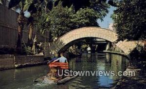 San Antonio River San Antonio TX Unused