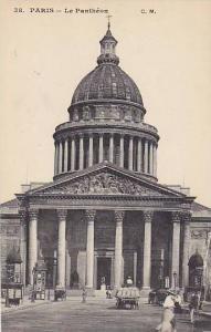 PARIS, Le Pantheon, France, 00-10s