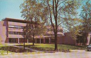 Indiana Richmond David Worth Dennis Science Hall Earlham College