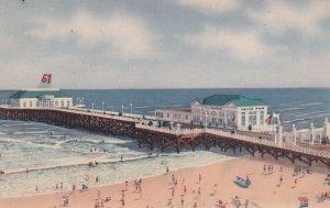 ATLANTIC CITY, New Jersey, 1900-1910s; Heinz Ocean Pier