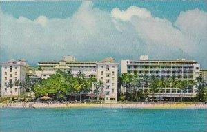 Hawaii Oahu Moana Hotel On Waikiki Beach