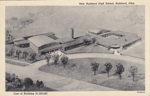 New Hubbard High School, HUBBARD, Ohio, 1910-1920s