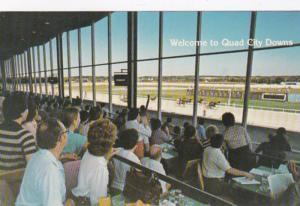Illinois East Moline Quad City Downs Horse Racing