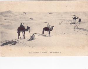 Scenes et Types , La Mer de Sable , 00-10s