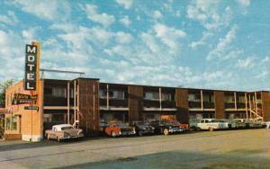 Prairie Inn Motel , REGINA , Saskatchewan , Canada , 50-60s