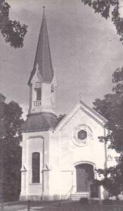 Newfields Community Church, Newfields, New Hampshire, 00-10s