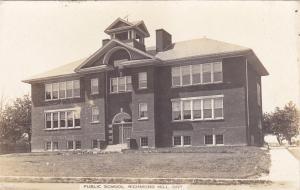 RP; Public School, RICHMOND HILL , Ontario, Canada, 1910s