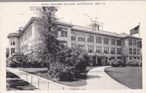 State Teachers College, PLATTEVILLE, Wisconsin, PU-1949
