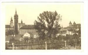 RP  Klatovy od jihu, Czech Republic , PU-1929