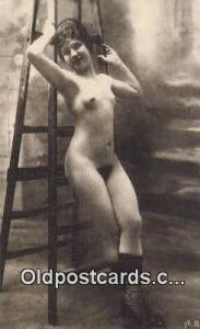Reproduction # 176 Nude Postcard Post Card  Reproduction # 176