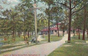 SPRINGFIELD , Ohio , 00-10s ; Casino at Spring Grove Park