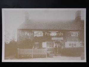 Northamptonshire: Moreton Pinkney (Scene 4) THOMASON SHOP Reproduction Postcard