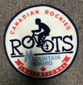 CANADIAN ROCKIES, Mountain Biking Invitational Patch