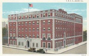JOLIET, Illinois, 1910-20s; Y.M.C.A.
